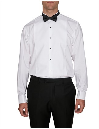 Regular Fit Marcella Wing Collar Stud Front Dinner Shirt