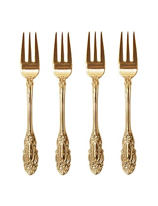 Vintage Fork Set of 4