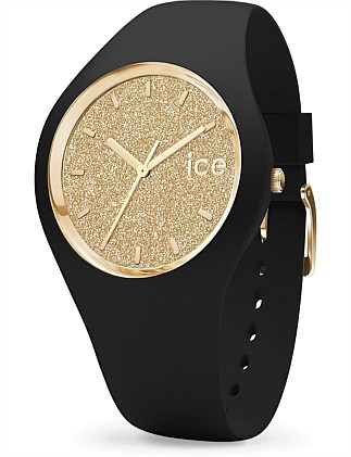 Ice Glitter - Black Gold - Small