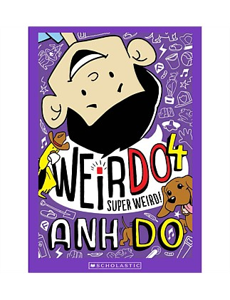 Super Weird - Weirdo Book 4