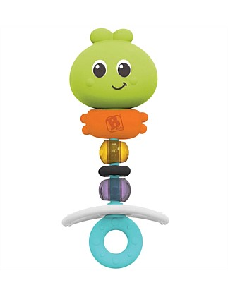 Squeeze & Bend Busy Gem Teether
