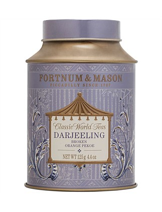 Darjeeling Bop Tea Tin 125g