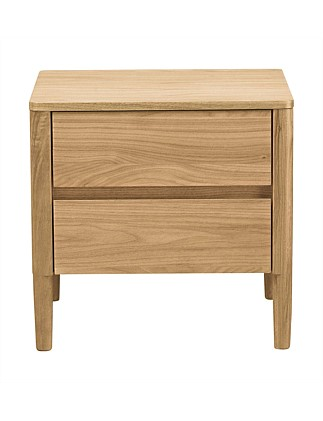 'Frame' Bedside Table - Oak