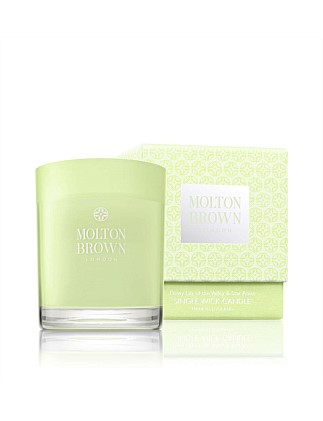 Dewy Lily Of The Valley Single Wick Candle