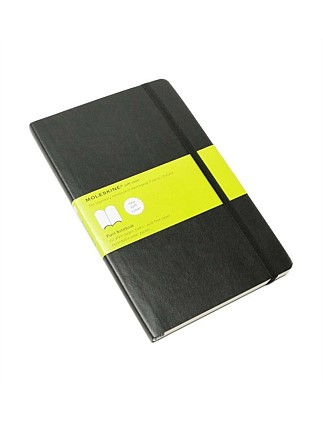 Softcover Notebook Plain Large