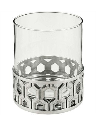 Hexagon Whiskey Tumbler