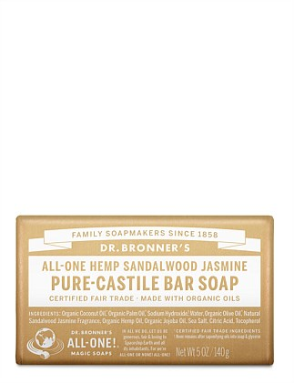 Bar Soap 140g - Sandalwood Jasmine