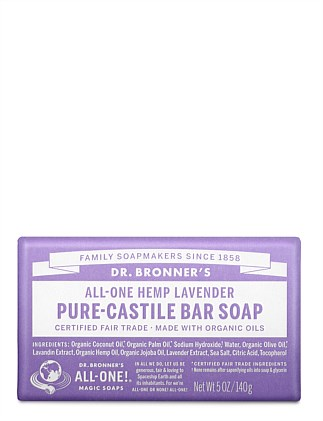 Bar Soap 140g - Lavender