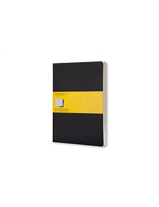 Cahier Xlarge Squared