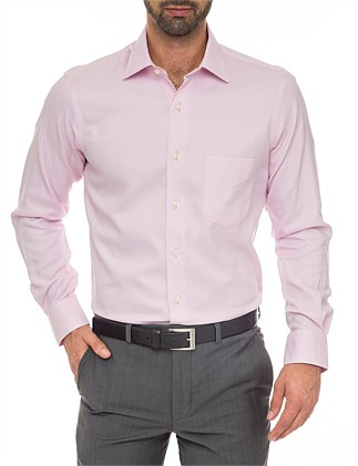 Dennis Classic Fit - Swiss Cotton Oxford Shirt