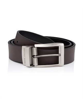 Twist Reverisble Pin Buckle Belt 35mm