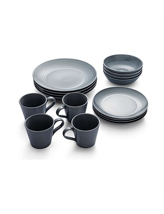 Maze 16 Piece Dinner Set