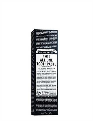 All-One Toothpaste - Anise