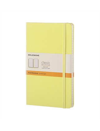 Hardcover Journal Ruled Large