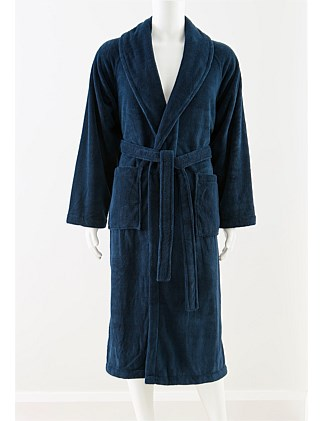 Manor Supersoft Polyester Robe