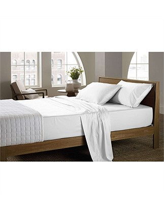 400TC SATEEN KING BED SHEET SET