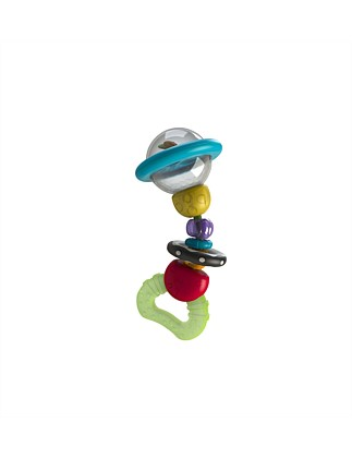 Shake & Bend Water Rattle Teether