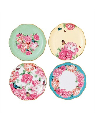 Miranda Kerr Set of 4 Mini Plates 10cm