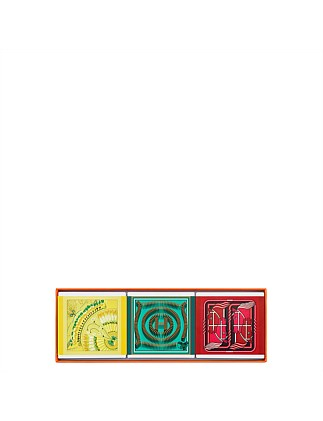 Colognes Collection 3 soaps gift set