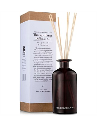 Aroma Co Rose Patchouli and Ylang Diffuser 250ml