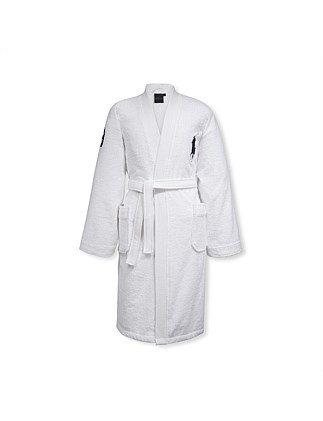 Rl Pony Robe Xl/S
