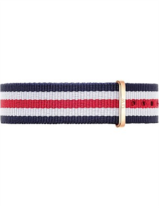 Classic Canterbury Watch Strap