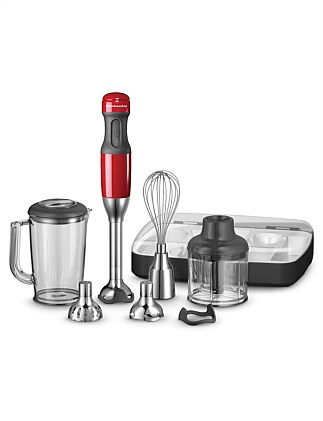 KHB2569 Artisan Deluxe Hand Blender Empire Red