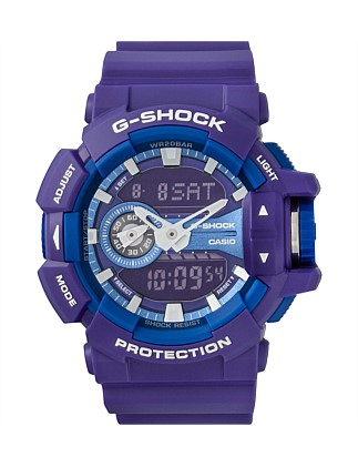 G Shock Duo, W/Time, Alarm, 200m