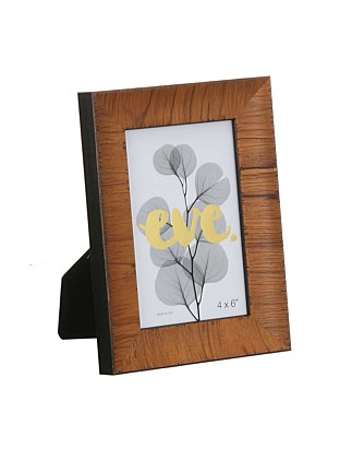 "Olivo Petite Photo Frame 4x6""/10x15cm Natural"