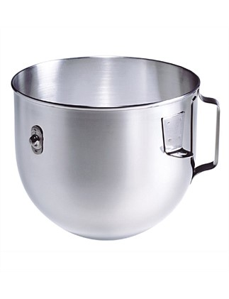4.8L Stainless Steel Mixing Bowl With Handle