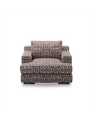 'Chadly' Fabric Armchair