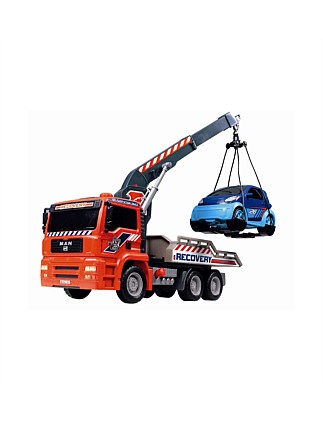 Airpump Crane Truck