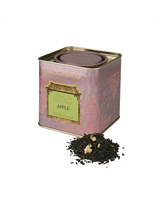 Black Tea With Apple Tin 125g