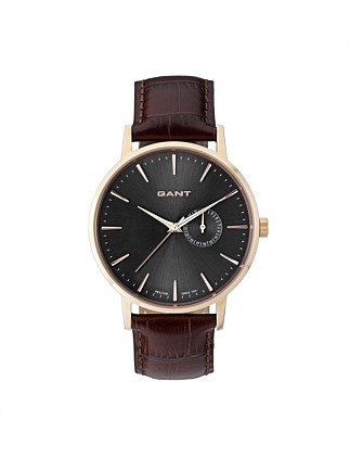 Park Hill Ii Rose, Black Dial