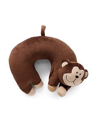 Squinchy Pillow Kids Monkey