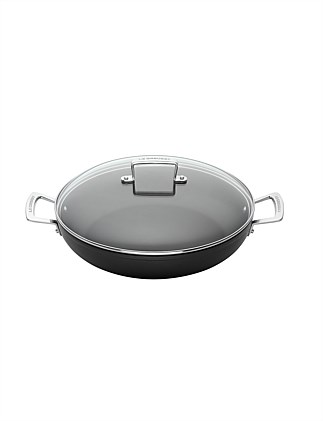 TNS Shallow Casserole With Lid 30cm