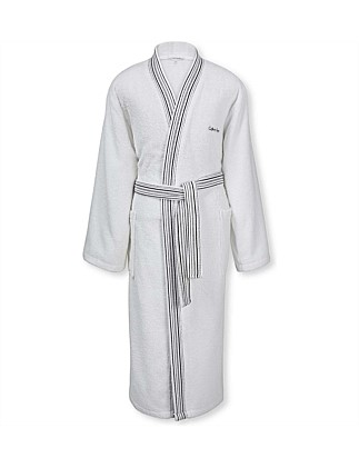 Riviera Optic White Robe Extra Large
