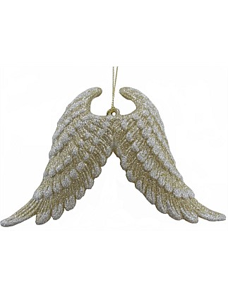 Glitter Wings Gold