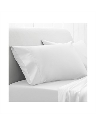 Cotton Sateen 1000tc Standard Pair Pillowcase