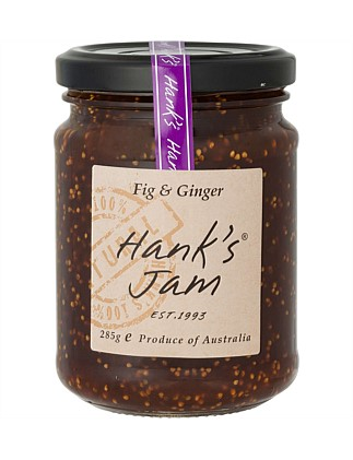 Fig Almond & Ginger Jam 285g