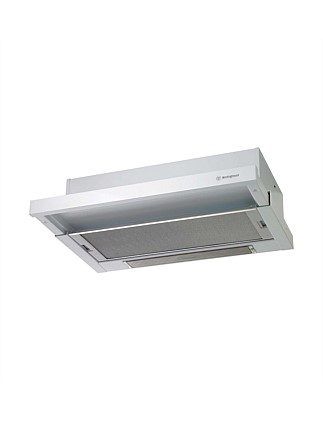 Westinghouse WRH605IW 60cm Slide Out Rangehood