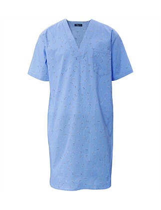 Featherweight Short Sleeve Nightshirt