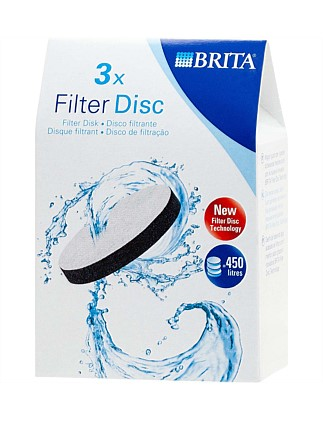 Fill & Serve Carafe - Filter Disc 3pk