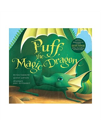 Puff, the Magic Dragon with Audio CD