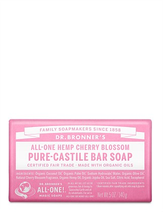 Bar Soap 140g - Cherry Blossom