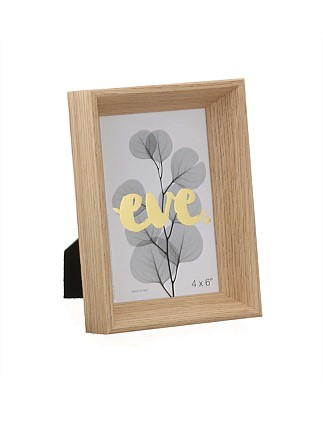 "Essenza Oak Photo Frame 4x6""/10x15cm"