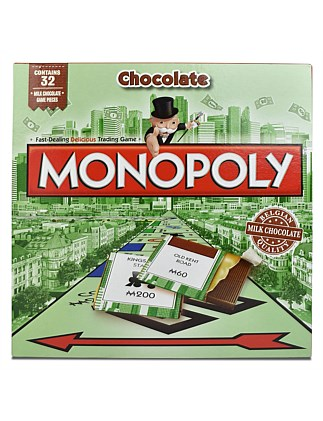 Monopoly Chocolate Game 144g