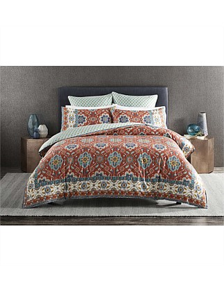 Burda Single Bed Quilt Cover