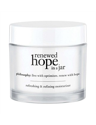 Renewed Hope In A Jar Day