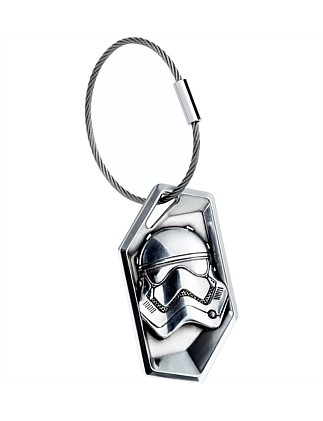 Star Wars First Order Stormtrooper Keychain